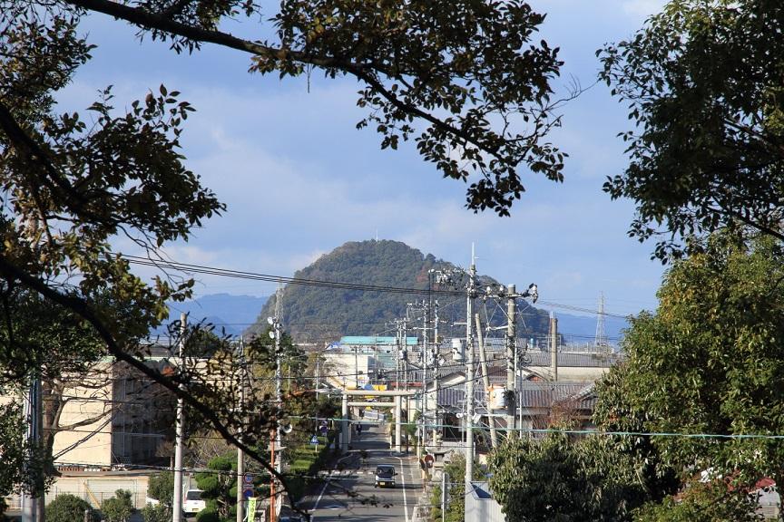 国津彦神社より鹿島を望む2